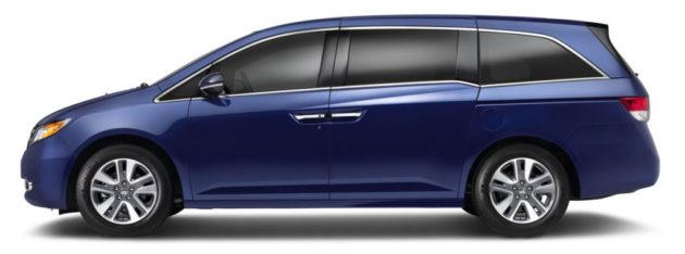 Honda Odyssey USDM 2014