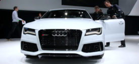 New Audi RS7 AWD