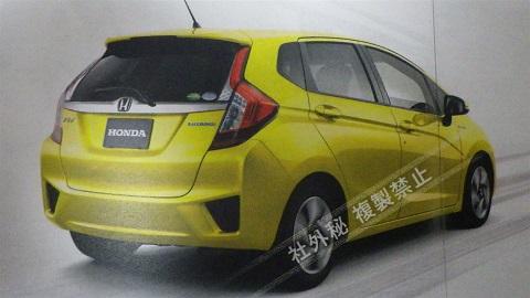 Honda, Honda Jazz 2014 Belakang: Yuk Intip Lebih Jauh All New Honda Jazz 2014