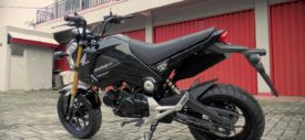 Video review test Honda MSX125 Indonesia