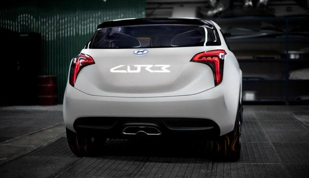 Hyundai CURB HDC belakang