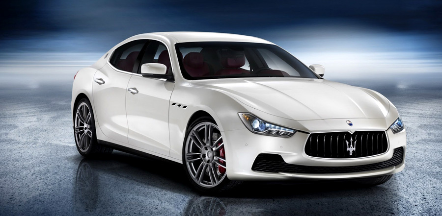 Maserati Ghibli wallpaper
