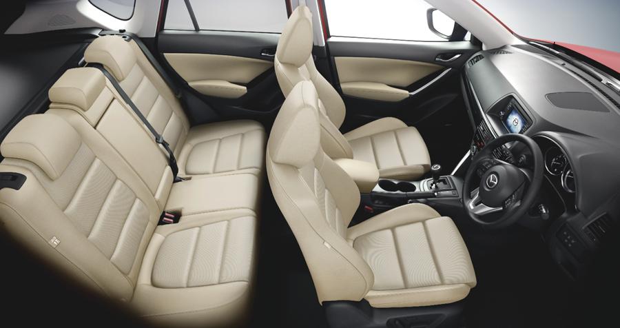 Mazda Cx 5 Grand Touring Interior
