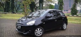 Video review test Mitsubishi Mirage Indonesia