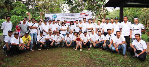 Ngabuburit klub Korea Otomotif Indonesia KOI 2013