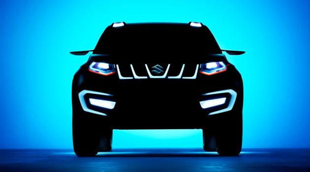 Suzuki IV Concept