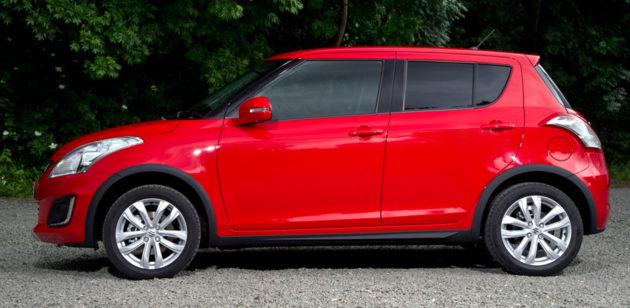 Suzuki Swift 4WD