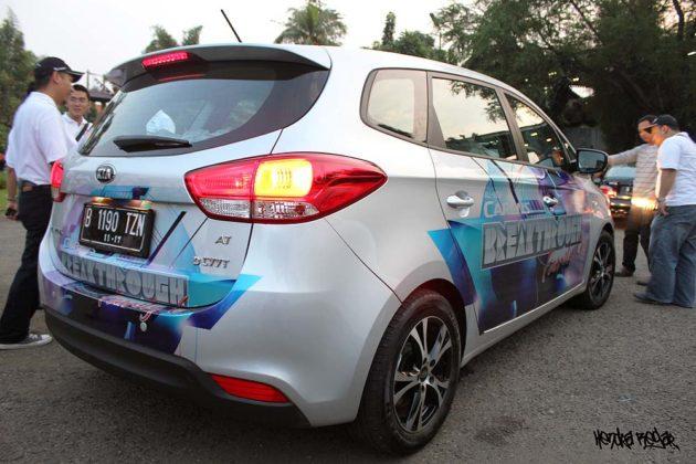 Test drive All-new KIA Carens bersama Korea Otomotif Indonesia KOI