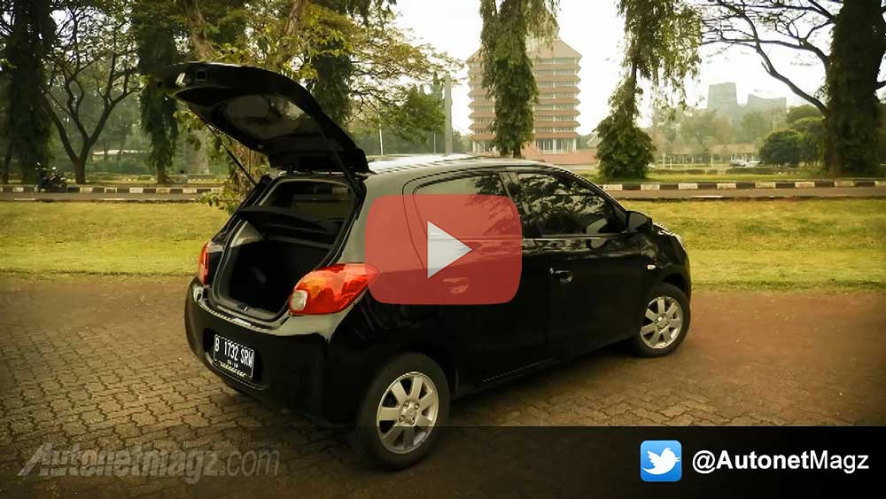 Mitsubishi, Video review test Mitsubishi Mirage Indonesia: Mitsubishi Mirage GLS AT 2013 Review