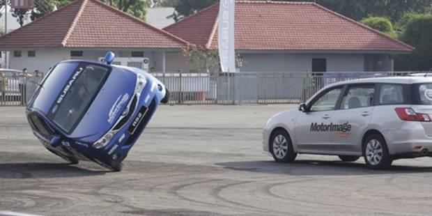 stunt show IIMS_2013