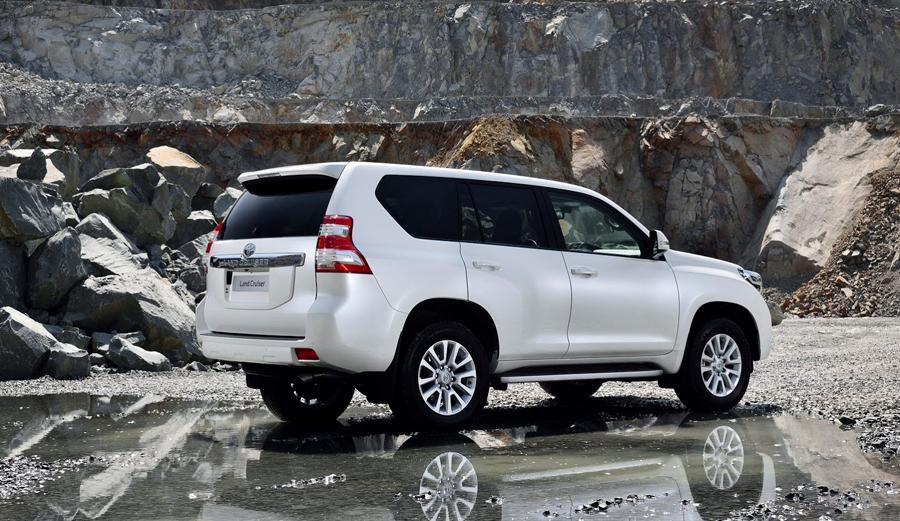 Frankfurt Motor Show 2013, 2014 Toyota Land Cruiser Prado HD Pictures: Nah Ini Dia Toyota Land Curiser Prado Facelift 2014