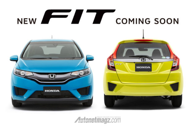 2014 All-new Honda Jazz Fit