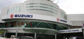 Daftar Bengkel Resmi Suzuki Siaga 24 jam posko mudik 2013