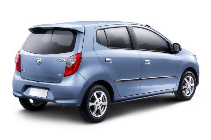 Daihatsu, Daihatsu Ayla Tipe X: Ini Dia Tipe Lengkap Daihatsu Ayla LCGC