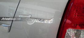 Suzuki Ertiga Elegant 2013 emblem