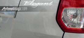 Interior kulit Suzuki Ertiga Elegant