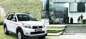 Toyota Rush TRD Sportivo body kit