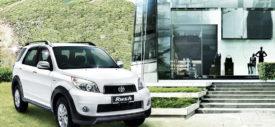 Toyota Rush TRD Sportivo body kit