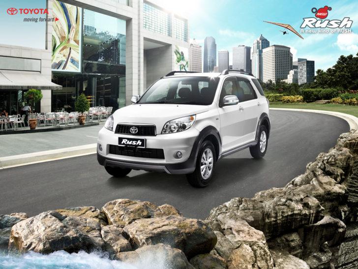 Mobil Baru, Toyota Rush TRD Sportivo Body Kit: Inikah Body Kit Toyota Rush TRD Sportivo Indonesia 2013?