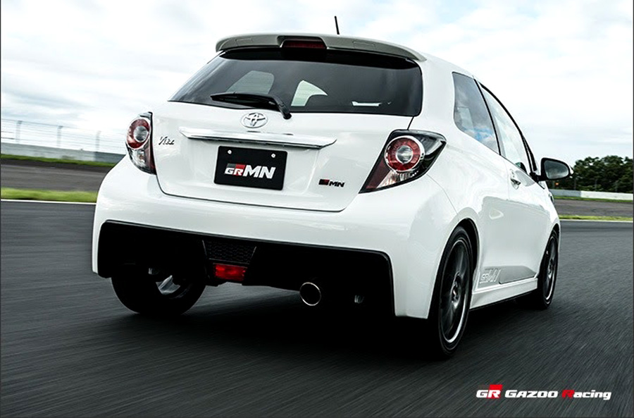 International, Toyota Yaris GRMN action: Toyota Yaris GRMN Turbo : Lebih Sporty dan Lebih Kencang!