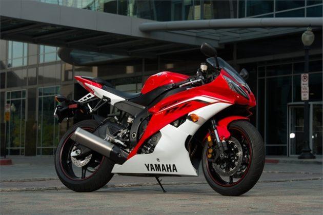 foto Yamaha R6