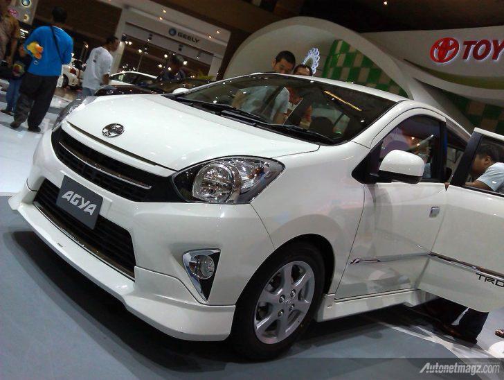 , Harga Toyota Agya 2014: Keran Inden Toyota Agya dan Daihatsu Ayla