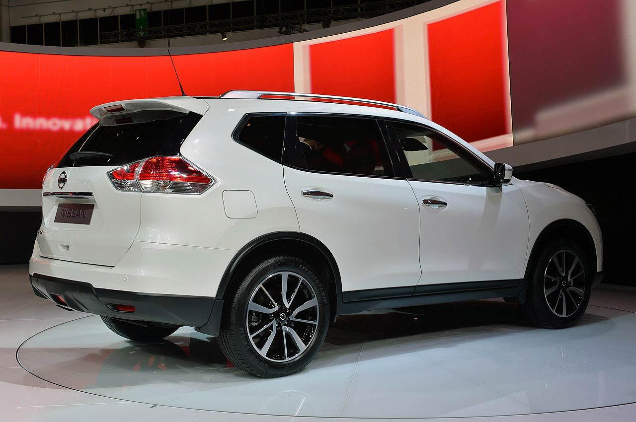 Show 2013, All New Nissan X Trail 2014 Belakang13: All New Nissan X