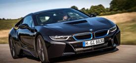 BMW i8 Concept 2015 di Frankfurt Motor Show 2013