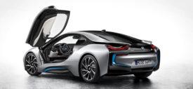 BMW i8 rear