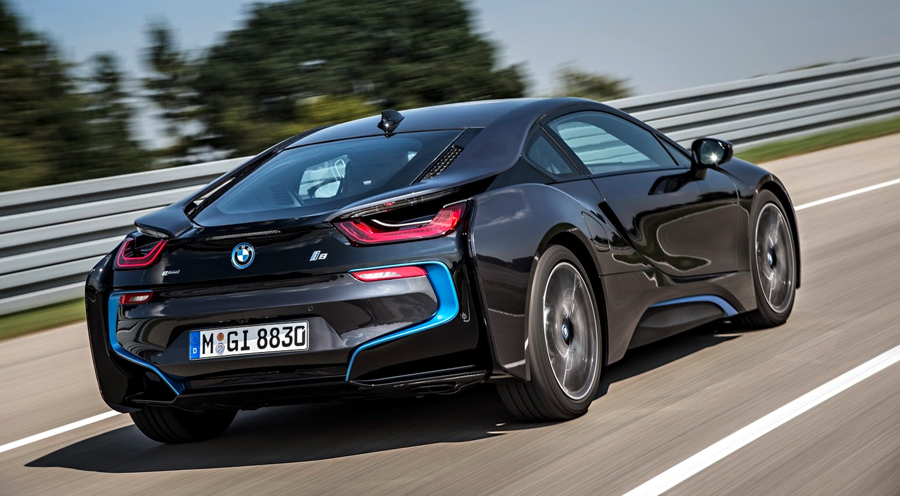 BMW i8 pictures HD