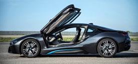 BMW i8 front