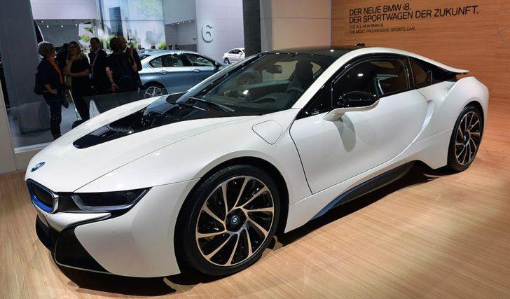 BMW, BMW I8 Concept 2015 Di Frankfurt Motor Show 2013: BMW i8 Electric : Generasi Baru Mobil Sport BMW