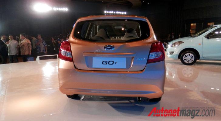 Datsun, Datsun GO  MPV Back: Datsun GO+ : MPV Datsun Dengan Harga Super Murah!