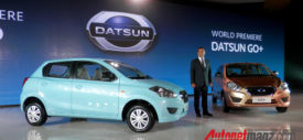 Datsun GO+ Indonesia MPV 7 seater