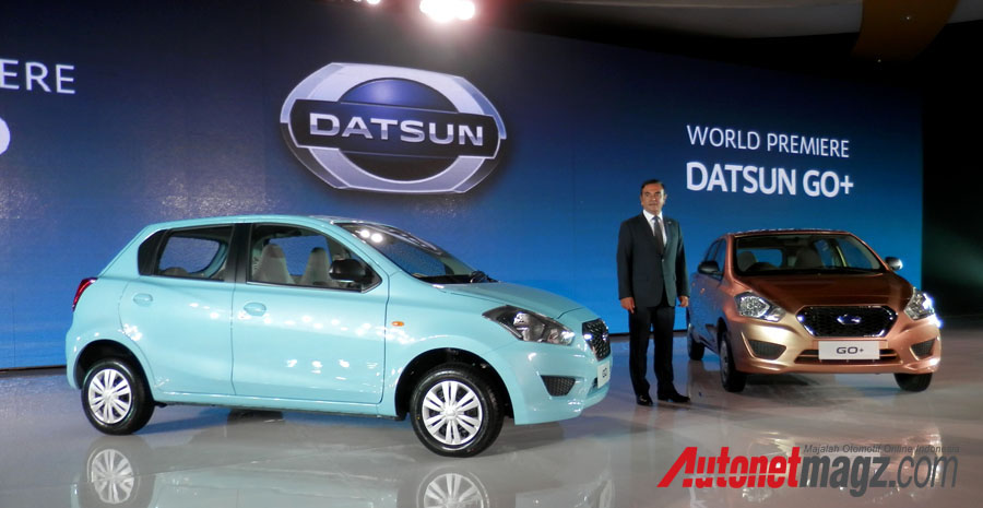 Datsun, Datsun-GO+-MPV-indonesia: Datsun GO+ : MPV Datsun Dengan Harga Super Murah!