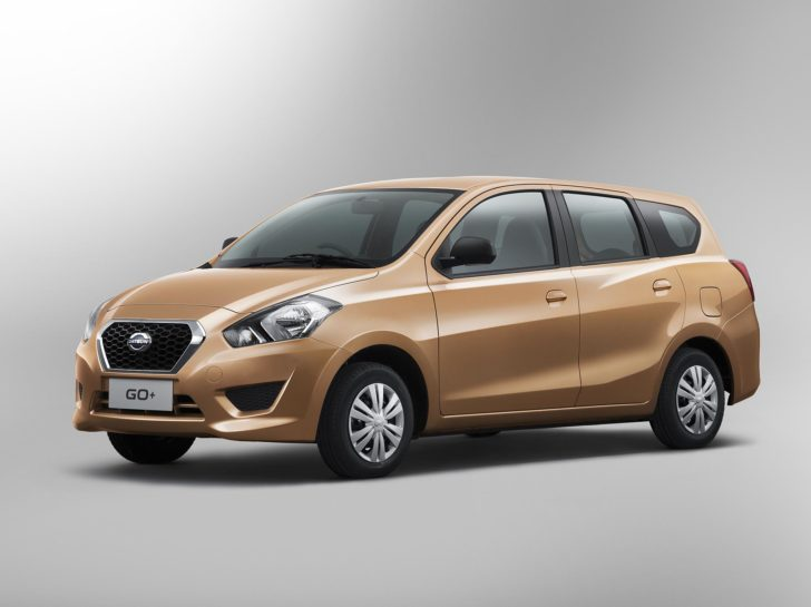 Datsun, Datsun GO Plus: Nih Gambar Datsun GO Plus High-Resolution