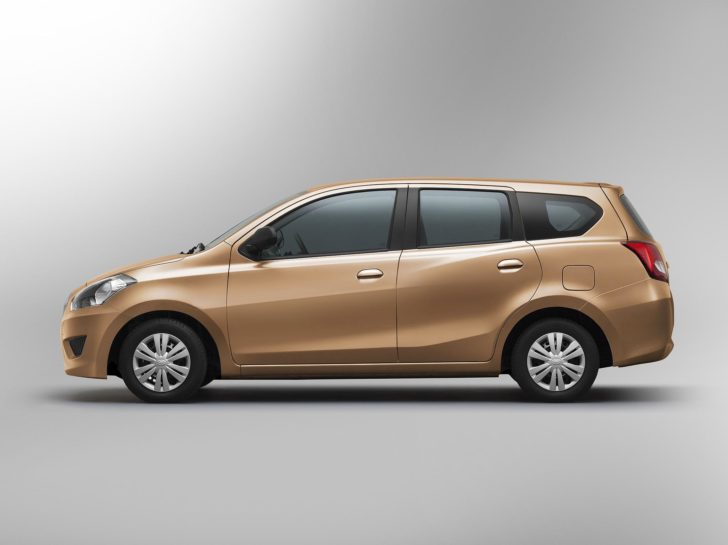 Datsun, Datsun GO Plus India: Nih Gambar Datsun GO Plus High-Resolution