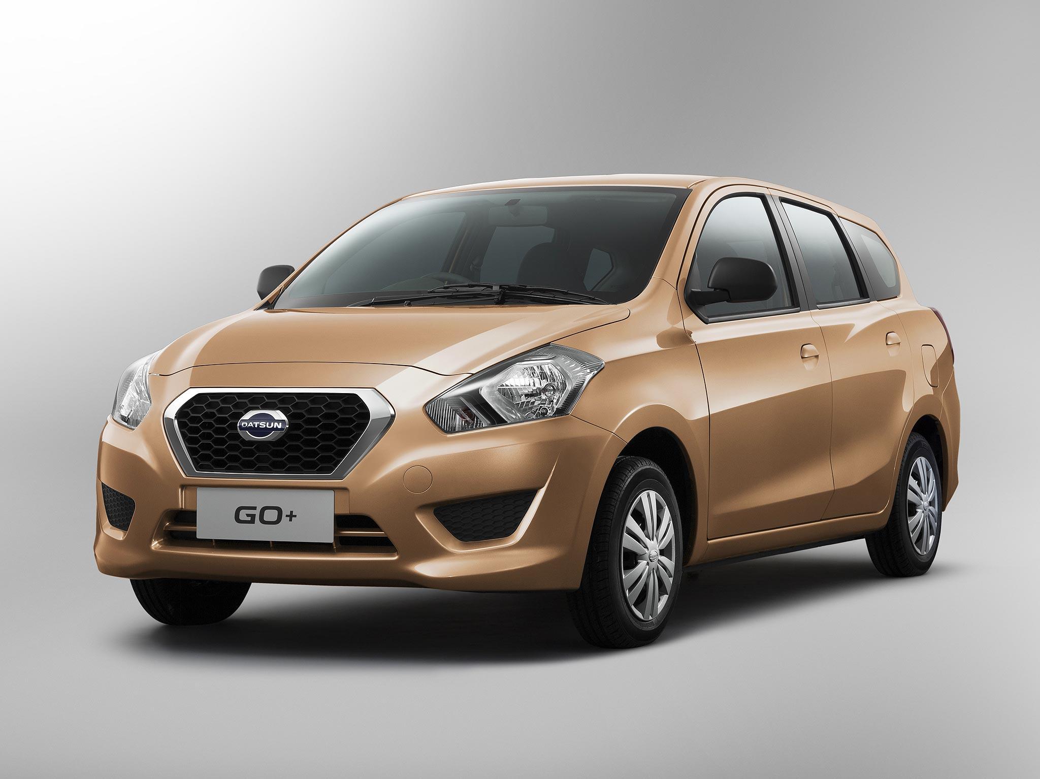 Datsun, Datsun GO+ Indonesia: Nih Gambar Datsun GO Plus High-Resolution