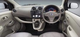 Datsun GO Plus dasbor