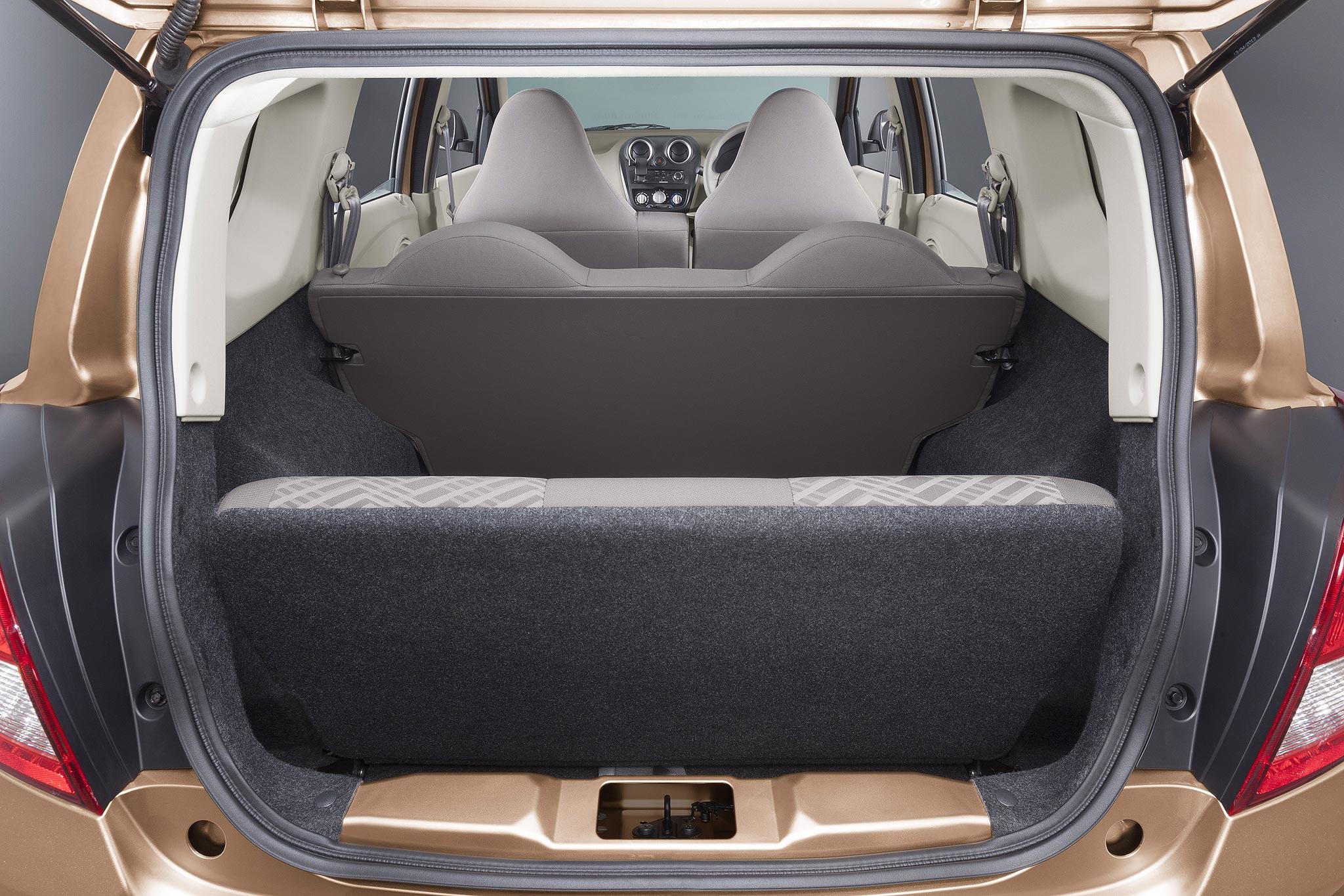 Datsun, Datsun GO Plus MPV 7 seat: Nih Gambar Datsun GO Plus High-Resolution