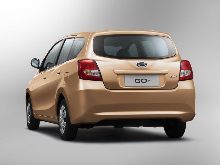 Datsun, Datsun GO Plus MPV: Nih Gambar Datsun GO Plus High-Resolution