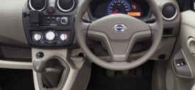 Datsun GO Plus folding seat