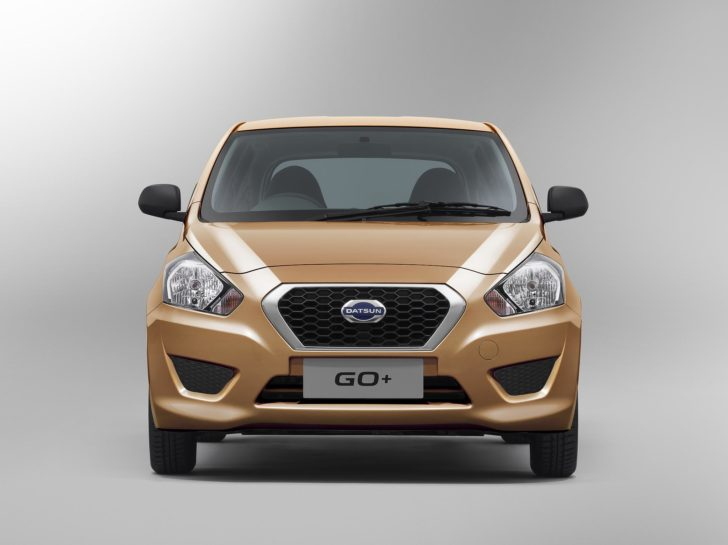 Datsun, Datsun GO Plus Exterior: Nih Gambar Datsun GO Plus High-Resolution