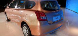Datsun GO+ MPV baru