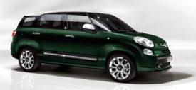 Fiat 500L MPW cabin