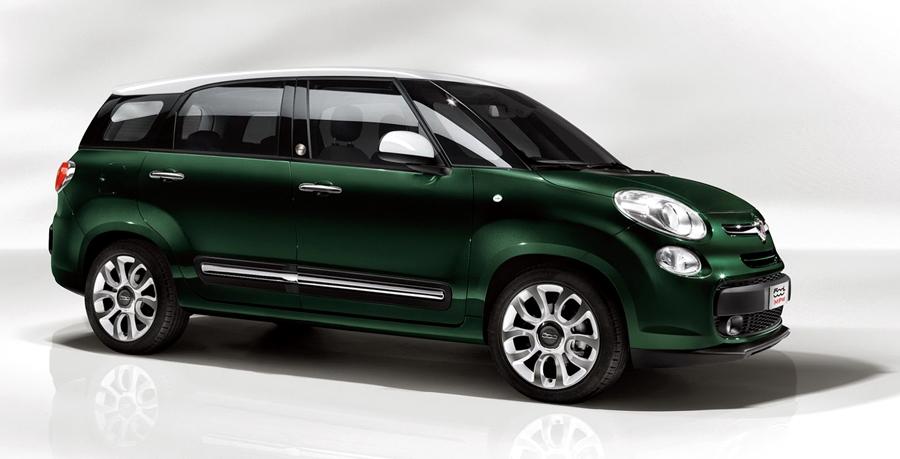 Fiat, Fiat 500L MPW wallpaper: Fiat 500L MPW 7 Seater