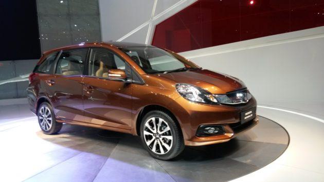 Honda Mobilio Konsep