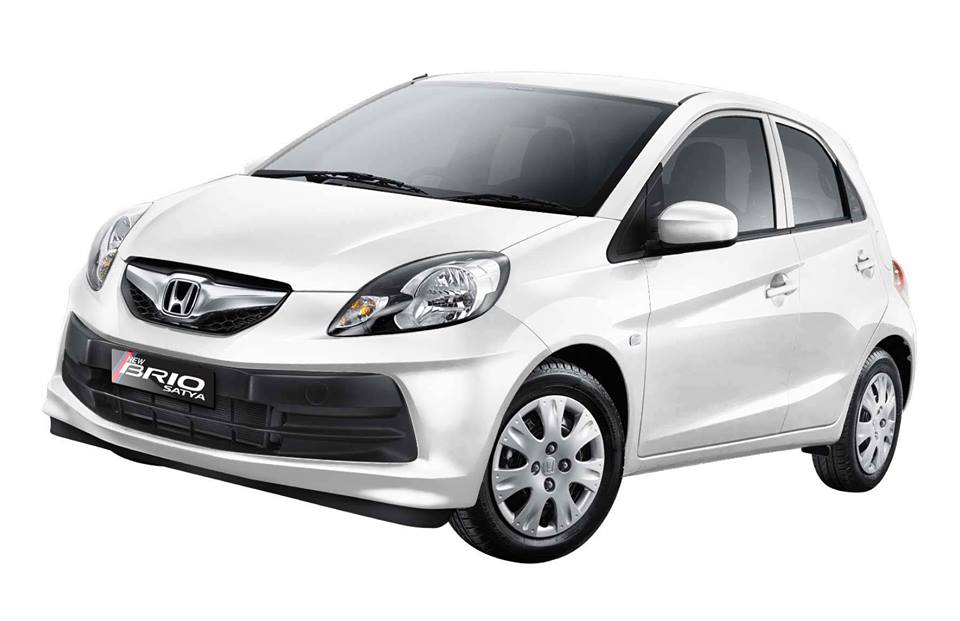 Honda, Honda_Brio_Satya_1.2L_LCGC_Honda_Indonesia: Nah Ini Dia Harga Honda Brio Satya : Mulai 106 Juta!
