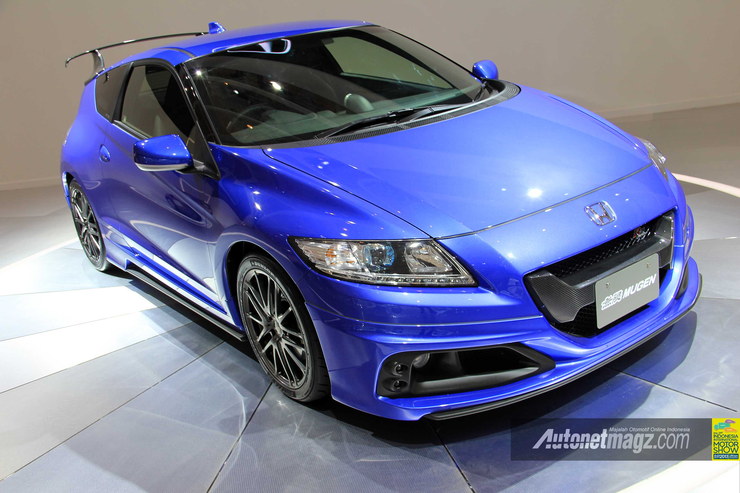 honda persiapkan cr z baru bermesin vtec turbo autonetmagz. Black Bedroom Furniture Sets. Home Design Ideas