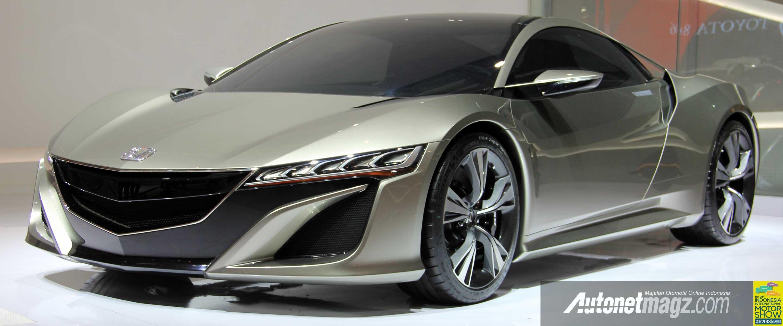 Honda NSX Concept di IIMS 2013